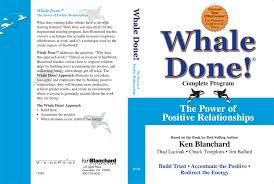 kenblanchard com store whale done the power of positive  view cover image