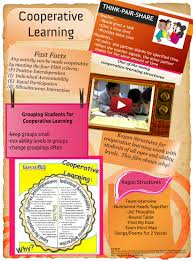 cooperative learning text images glogster edu interactive multimedia posters