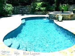 Deep Turquoise Pool Finishes Plaster Colors Parandehzinati