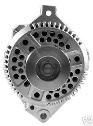 ford 1 wire alternator ford mustang 1 wire high output alternator 150amp 65 96
