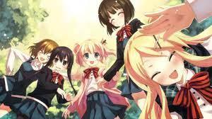 Best 41+ Best Friend Anime Wallpaper on ...