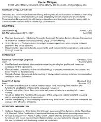 Summer Internship Resume Template Internship Resume Engineering ...