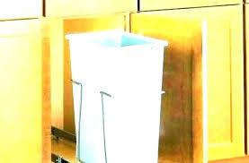 tilt out trash bin cabinet outdoor trash can storage trash can storage cabinet full size of double wooden tilt out trash bin storage cabinet garbage outdoor