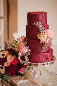 Red Wedding Cakes Archives Bouquet Wedding Flower