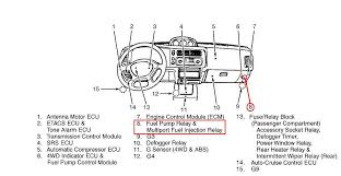 2000 montero fuse box 2000 wiring diagrams