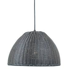 rattan pendant light exterior pendant lights high low black rattan pendant light rattan pendant light bunnings