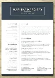 Awesome Resume Templates Free Ideas Of Free Modern Resume Template