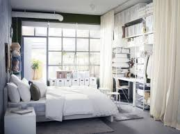 Imposing White Bedroom Themes With White Master Bed Sheet Aksi Built ...