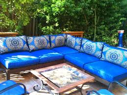 blue patio cushions amazing of blue patio cushions residence design plan outdoor cushions canvas s blue blue patio cushions