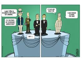 gay marriage legal battles continue the daily universe cartoon in color