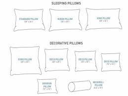 euro pillow dimensions. Perfect Euro Standard Size Pillow Dimensions Queen King  Dimensions Homedecor PillowOnBed For Euro Pillow Dimensions Pinterest