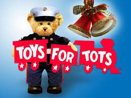 bring in the spirit of the holidays by paring in the marine corp toys for tots program capt hook s has volunteered to be a drop off location in