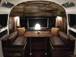 Airstream Interior Design Painting Impressive Inspiration Design