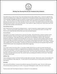 Resume Templates Nurse Practitioner Template Nursing For New Grad
