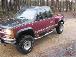 CHEVY 6.5 DIESEL 4X4 MONSTER TRUCK CREW CAB GMC PICK UP Z71 OFF ...