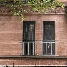 Casapro Französischer Balkon 90x100cm Stahl Fenster Geländer