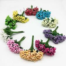 <b>1pcs</b> A bunch of three small Artificial Flowers Bouquet for Wedding ...