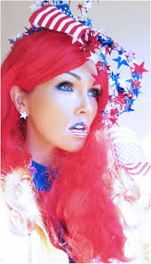 Fourth Of July Hairstyles Top 10 Fabulous 4th July Makeup Tutorials Top Inspired