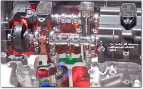 pentastar engines overview and technical details pentastar engine valvetrain