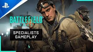 Battlefield 2042 - First Look at New Specialists - PS5, PS4 - YouTube