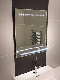 Demister Bathroom Mirrors Star Led Bathroom Mirror 231 Illuminated Bathroom Mirrors