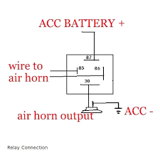 trending air horn relay wiring diagram car air horn wiring diagram Simple 12V Horn Wiring Diagram trending air horn relay wiring diagram car air horn wiring diagram atv diagrams readingrat magnificent