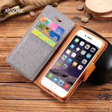 kisscase retro book flip pu leather wallet case for iphone 5s 5 se cover phone bag pouch case for iphone 5 5s se 6 6s 7 plus phones lounge
