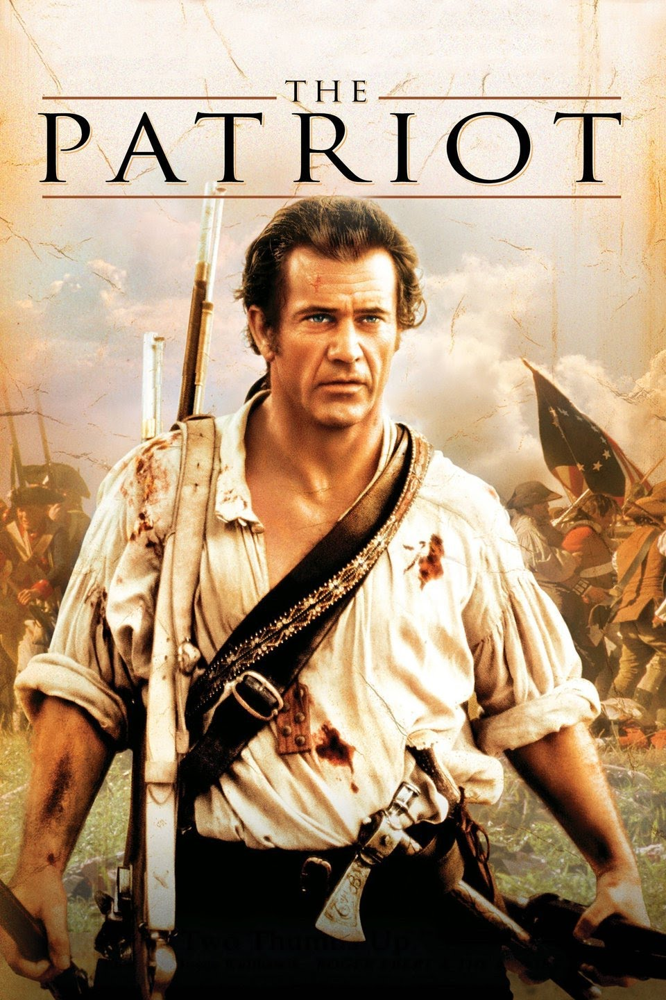 Download The Patriot (2000) Dual Audio {Hindi-English} 480p | 720p
