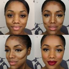 you asked and we heard you here s an incredible contour and highlight tutorial for darker skin tones by using our new motives