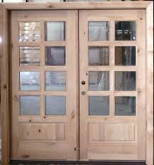 white exterior french doors. Doors, Glamorous Exterior Wood French Doors Outswing White Frame Wooden: