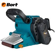 800 Watt <b>BORT BBS</b>-<b>801N</b> Belt Sander Electronic Speed Control ...