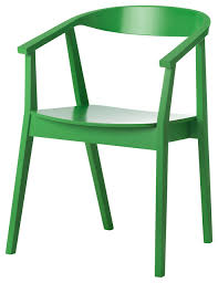 stockholm chair green contemporary dining chairs by