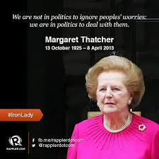 Leadership Quotes By Women 63 Amazing The Lady's Not For Turning' Thatcher In Quotes
