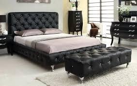 tufted platform bed. Leather Platform Bed King Image Of Cute Tufted
