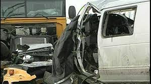 Van crashes into school bus, killing four   CTV News Montreal