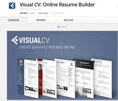 Visual Cv Builder Resume Strategies Design Customize And Submit