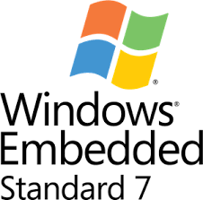 Windows Embedded Standard 7 Logo Vector (.AI) Free Download