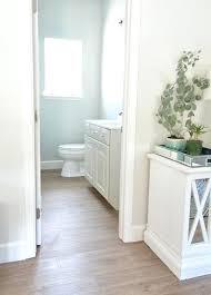 bathroom vinyl plank trending laminate driftwood oak with cork back backed flooring bamboo