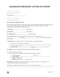 contoh purchase order word free business purchase letter of intent template pdf
