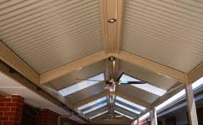 verandah lighting. Verandah Lighting. Gabled Roof With Down Lights And Ceiling Fan Lighting