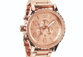 trends all rose gold look men s watches watchpro nixon rose gold mens jpg