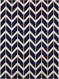 9 x 12 chevron rug