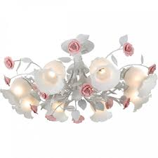 <b>Потолочная люстра Lucia Tucci</b> Fiori Di Rose 114.8 – купить в ...