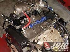 3sgte engine 94 99 toyota celica gt4 st205 turbo engine manual trans wiring ecu 3sgte 9297372
