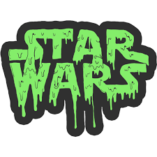 Star Wars Logo Grime (Glow) – Coleslaw Co.