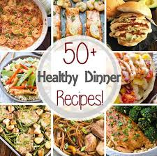 healthy food recipes for dinner. Delighful Food 50 Healthy Dinner Recipes In 30 Minutes Or Less Perfect For Staying On On Food For I