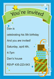 free birthday invitation template for kids birthday invites boys birthday invitations templates ideas boys