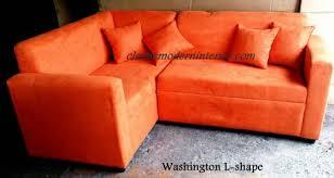 washington l shape sofa classicmodern