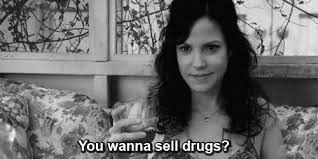 mary louise parker favorite show gif
