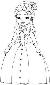 Small Picture disney princess sofia the first printable coloring page Coloring